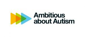Image: Ambitious about autism logo